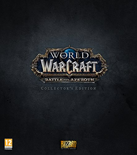 World of Warcraft: Battle of Azeroth Collector's Edition PC - Code [Importación inglesa]