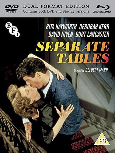 Separate Tables (DVD + Blu-ray) [Reino Unido] [Blu-ray]