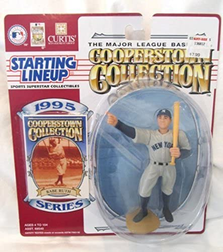 Starting Lineup Babe Ruth 1995 Series by Kenner