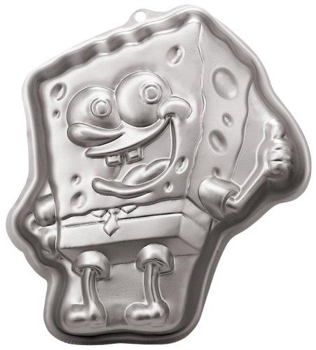 Wilton SpongeBob Kuchenform, quadratisch