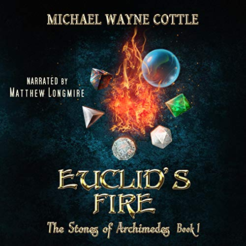 Euclid's Fire audiobook cover art