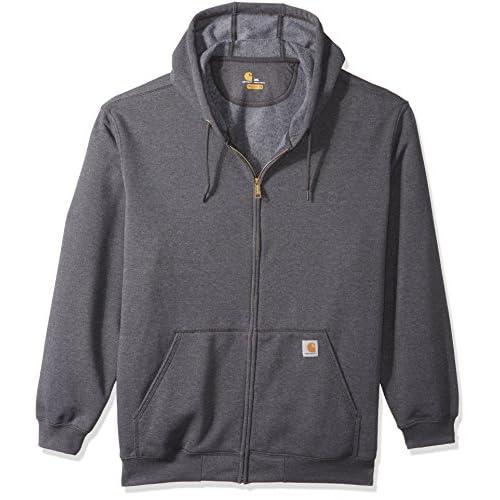 Visit the Carhartt Store Men's Hooded Sweatshirt