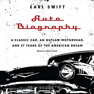 Auto Biography audiobook cover art
