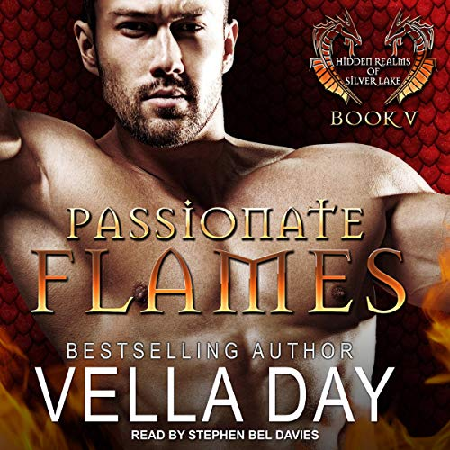 Passionate Flames cover art