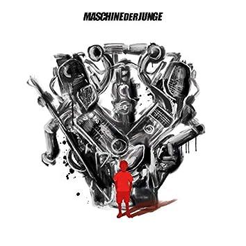 Maschine der Junge