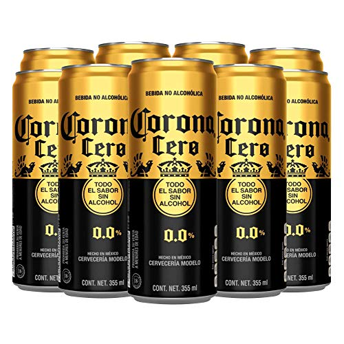 Corona Cero 24 Latas 355 ML