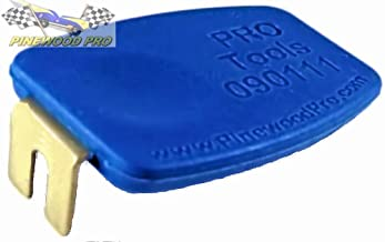 Pinewood Pro PRO Axle Inserter Guide from for Inserting axles in Pinewood Blocks