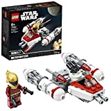LEGO Star Wars Microfighter Y-wing de la Résistance, Set de construction, The Rise of Skywalker Movie Collection, 100 pièces, 75263