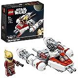LEGO Star Wars - Microfighter: Ala-Y de la Resistencia, Juguete de la...
