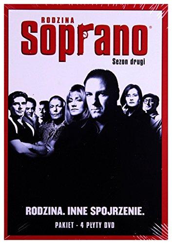 Sopranos Series 2: Box Set, The [4DVD] (IMPORT) (Keine deutsche Version)