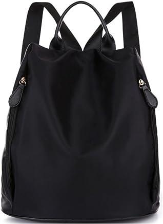 25063384d467 JeHouze Fashion Women Anti-Theft Handbag Nylon Backpack Water Resistant Casual  Bag
