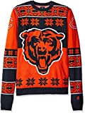 Klew Ugly Sweater Chicago Bears, Large