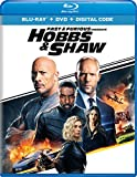 Fast & Furious presents Hobbs & Shaw [2019]New Blu-ray+DVD+Digital with Slip