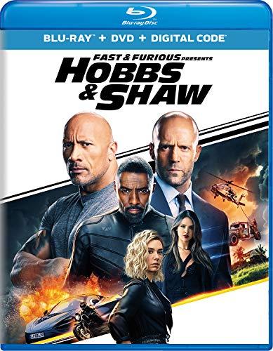 Fast & Furious Presents: Hobbs & Shaw (Blu-Ray/Dvd/Digital)