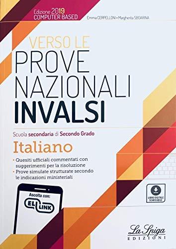 Verso le prove nazionali italiano. Per le Scuole superiori. Con e-book. Con espansione online
