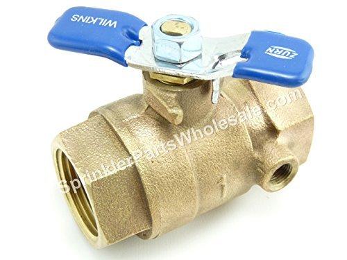 watts 1 inch ball valve - 9