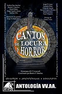 Cantos de Locura y Horror: Antología homenaje a H. P. Lovecraft (Wave Blue)