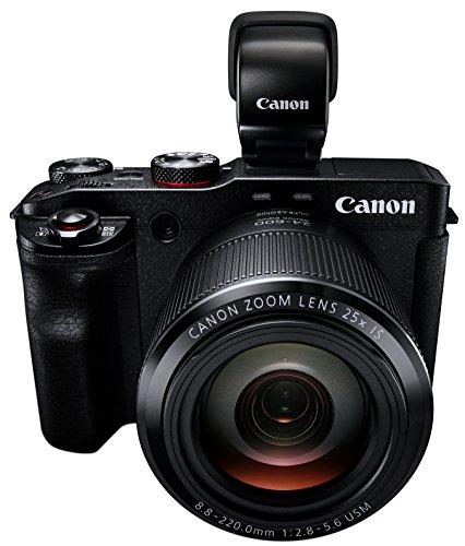 Canon digital camera PowerShot G3X EVF Kit wide-angle 24 mm 25 x optical zoom PSG3XEVFKIT - International Version (No Warranty)