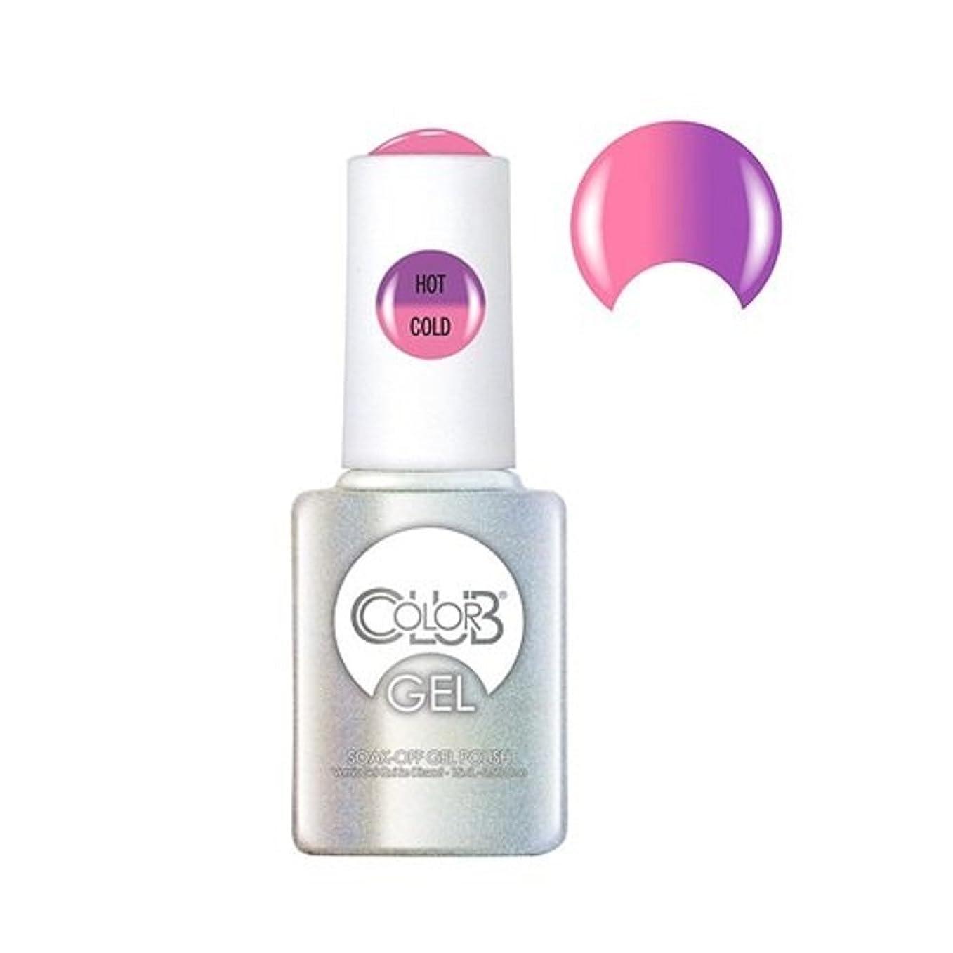 放射する富時系列Color Club Gel Polish - Feelin' Myself - 0.5oz / 15ml