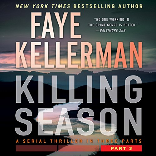 Killing Season: Part 3 audiobook cover art