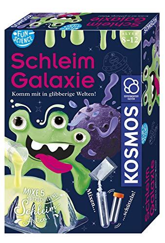 Kosmos 654177 Fun Science Slijmstelsel, Kom Met Je Mee in Gladde werelden, Experimentset voor Beginners