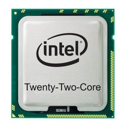 Hewlett Packard Enterprise Intel Xeon Gold 6152 processore 2,1 GHz 30,25 MB L3