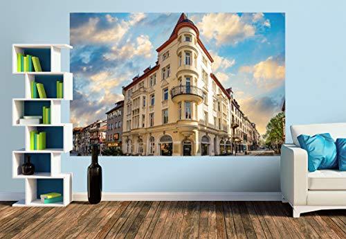 Premium Foto-Tapete Ein Motiv aus dem Kalender Göttingen Impressionen (versch. Größen) (Size M | 279 x 186 cm) Design-Tapete, Wand-Tapete, Wand-Dekoration, Photo-Tapete, Markenqualität von ERFURT