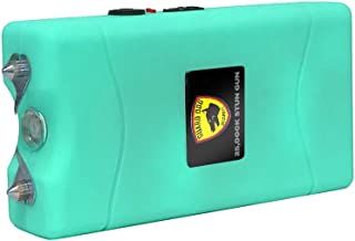 Guard Dog Disabler, Child Safety Stun Gun with Disable Pin, Rechargeable with LED Flashlight, Disable Pin and Holster Included (Teal)