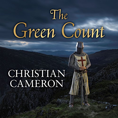 The Green Count audiobook cover art