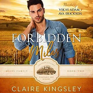 Forbidden Miles cover art