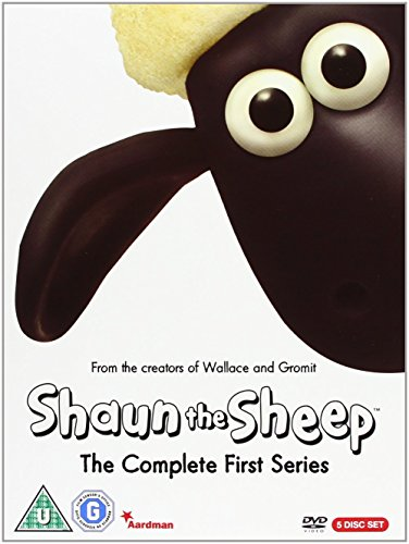 Shaun the Sheep - Complete Series 1 Box Set [Reino Unido] [DVD]