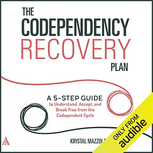 The Codependency Recovery Plan  By  cover art