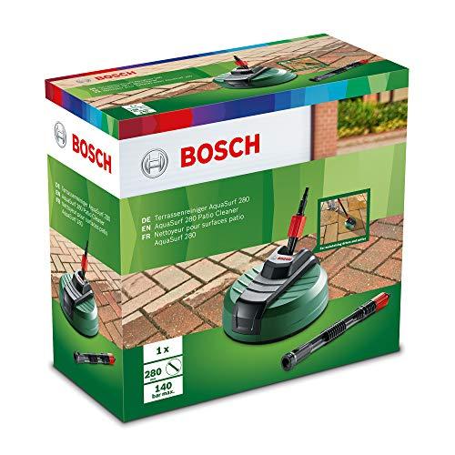 Bosch Terrasenreiniger Aufsatz Aquasurf 280 (Zubehör für Bosch Hochdruckreiniger, im Karton) - 2