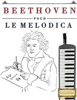 Beethoven Pour Le Melodica: 10 Pi