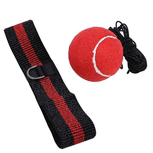 Fight Ball Reflex Boxing Punch Equipment Boxing Reflex Ball para Entrenamiento de...