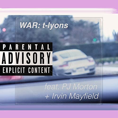 T-LYONS feat. Pj Morton & Irvin Mayfield