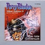Perry Rhodan Silber Edition 9 das Rote Universum - Perry Rhodan Silber Edition