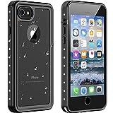 iPhone8 ケース iPhone7 ケース 防水ケース 耐衝撃ケース 4.7インチ対応 360 全方向保護 米軍M……