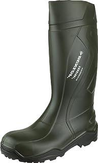 Dunlop C762241 S5 PUROFORT+ GEEL Unisex Adults' Safety Boots