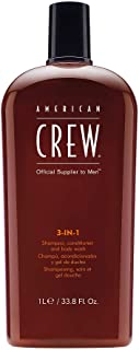American Crew American Crew 3-in-1 33.8 اونس، 33.8 اونس