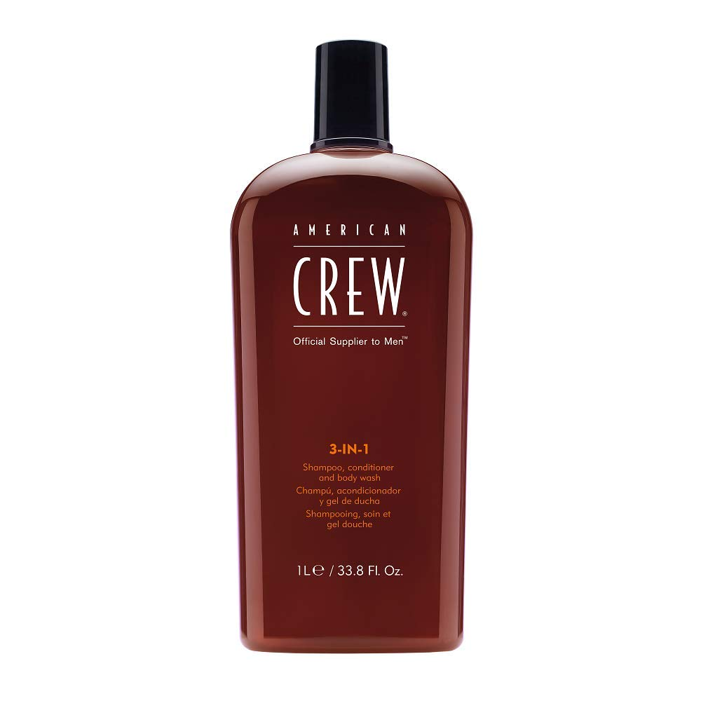AMERICAN CREW 3-in-1 Shampoo Conditioner and Fl 33.8 Body Max 71% OFF Wash Recommendation