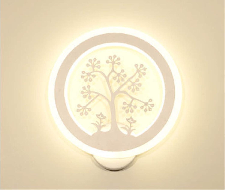 Wandleuchte Led Acryl Einfache Moderne Moderne Moderne Kreative Wandlampe Schlafzimmer Nachttischlampe Wohnzimmer Lampe 28W Warme Beleuchtung Lampen 28  30  3Cm G