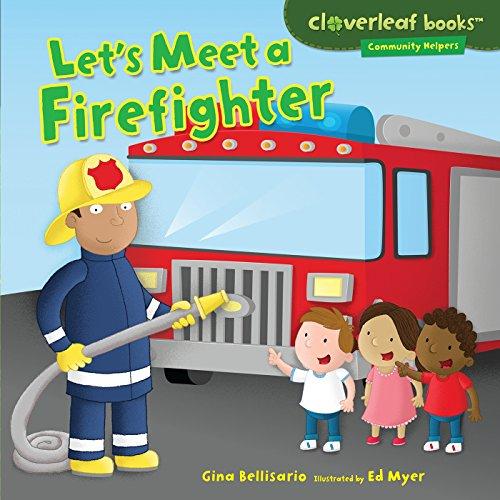 Let's Meet a Firefighter copertina