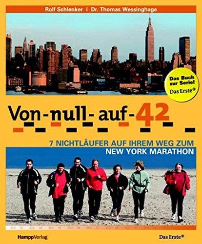 0-42 Marathon: 7 Nichtläufer auf Ihrem Weg zum New York Marathon