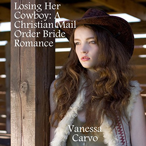 Losing Her Cowboy audiobook cover art