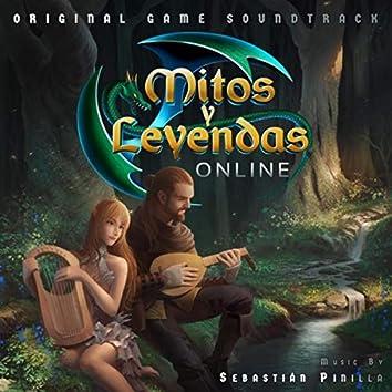 Mitos y Leyendas Online (Original Game Soundtrack)