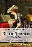 British Literature 1640-1789: An Anthology (Blackwell Anthologies) - Robert DeMaria