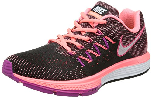 Nike - Wmns Nike Air Zoom Vomero 10, Sneakers da donna, Lava Glow/White-Black-Fuchsia Flash, 36