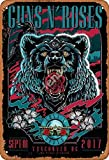 Generic Brands Guns N' Roses Septoi Vancouver Bc 2017