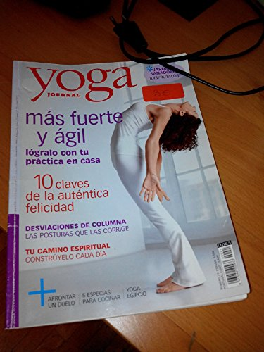 YOGA JOURNAL Nº21